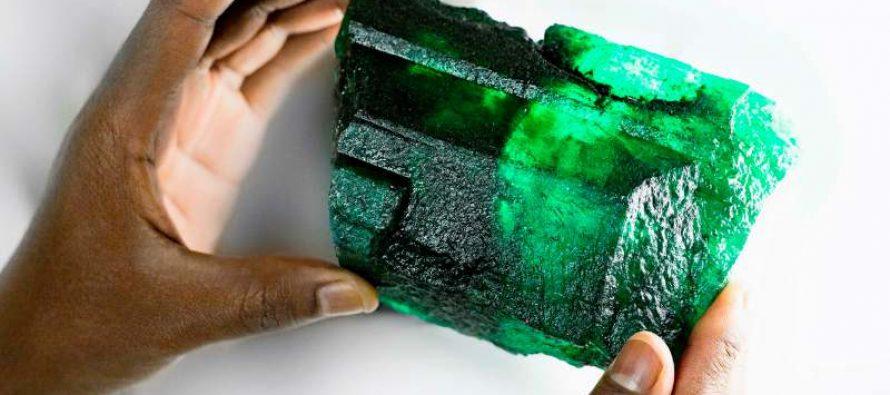 Diacolor acquires most-expensive Zambian emerald, unveils rare stone in New Delhi
