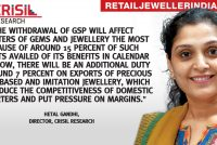 US withdrawal of trade benefits likely to impact gems and jewellery exports