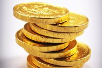 Gold rises Rs 75 to Rs 33,195 per 10 gram on local buying