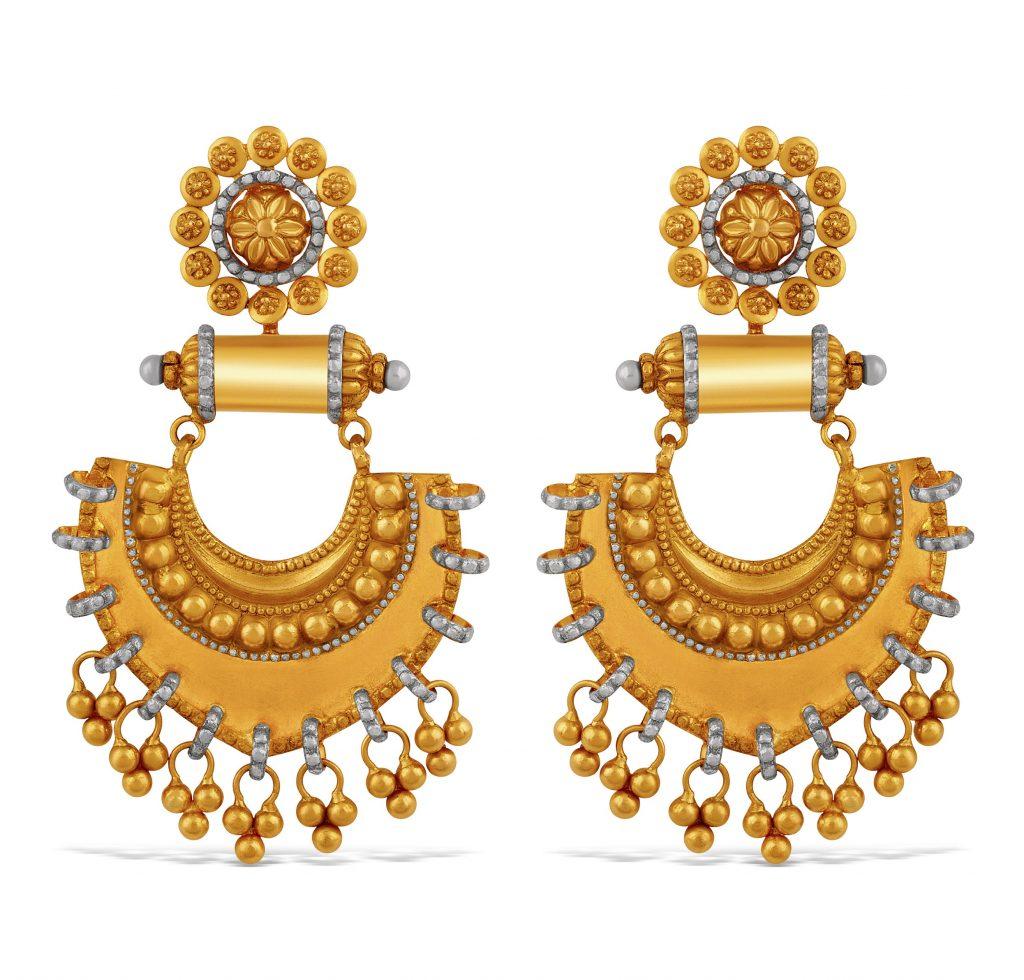 Earrings by TBZ - The Original