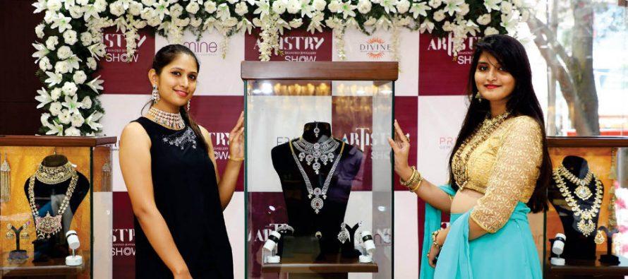 Malabar Gold & Diamonds Hosts 'Artistry' Branded Jewellery Show