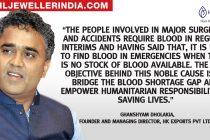 Hari Krishna Exports celebrates 27th anniversary, organises a blood donation camp