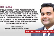 Forevermark launches its exclusive boutique store with Kirtilals in Hyderabad
