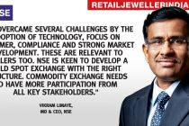 NSE MD & CEO Vikram Limaye recommends Technology adoption, market development & compliance as key mantras for jewellers at Manthan Gem & Jewellery transformational conclave