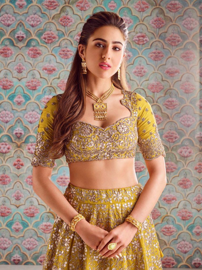 Sara Ali Khan in Tatva Collection