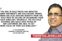 Soaring prices to mar gold demand this festive season