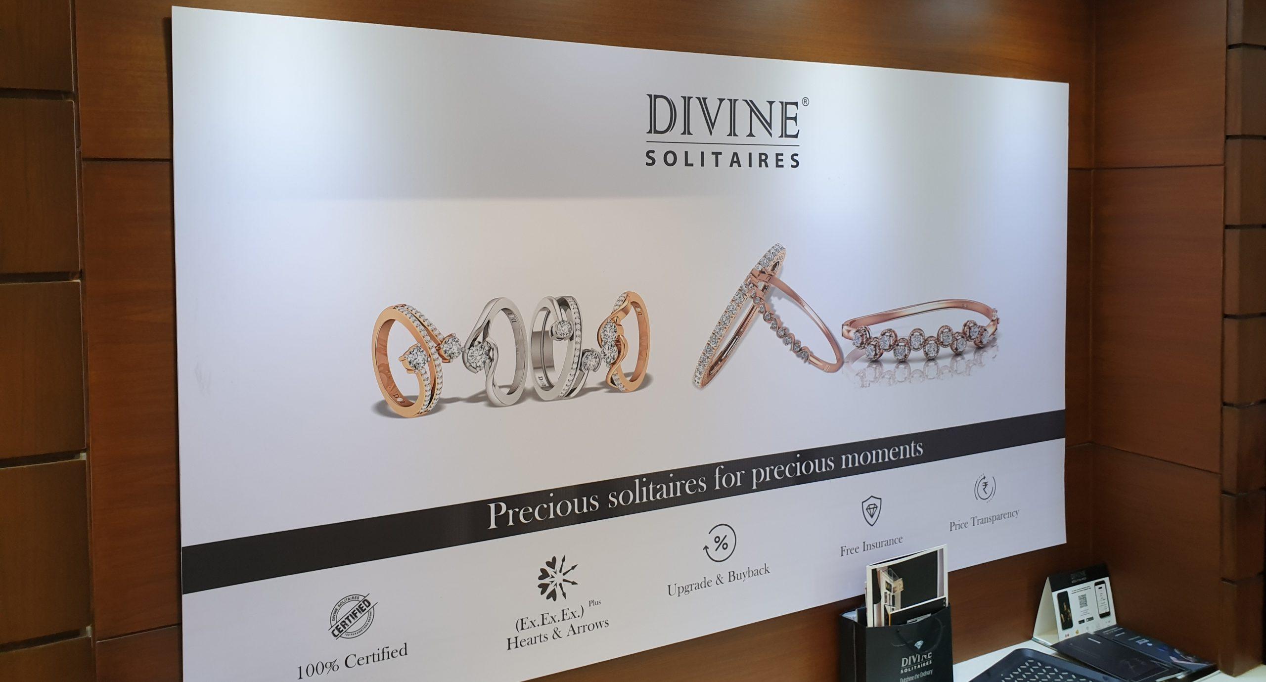 Divine Solitaires