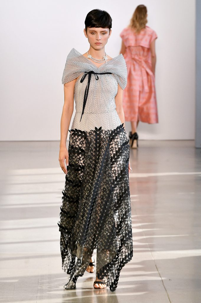 Bibhu Mohapatra - Runway - September 2019 - New York Fashion Week
