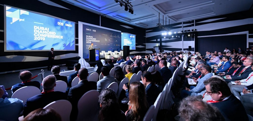 Full House at Dubai Diamond Conference