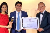 """Kashi Jewellers Gets Honoured as """"Outstanding Enterprise of the Year India 2019"""" at the JNA Awards, """"The Oscars of Jewellery Industry"""" at Hong Kong"""