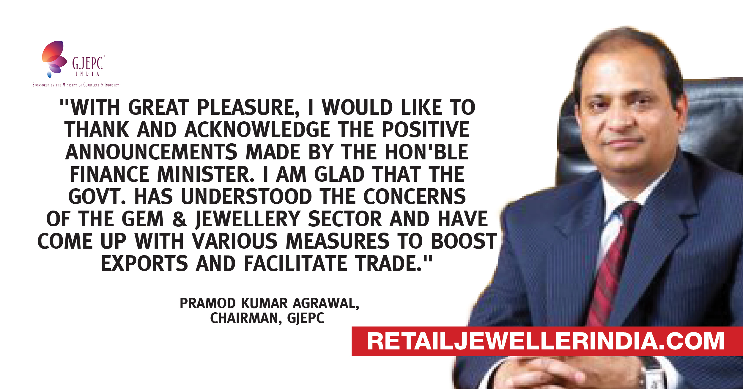 Quote- Pramod Kumar Agrawal