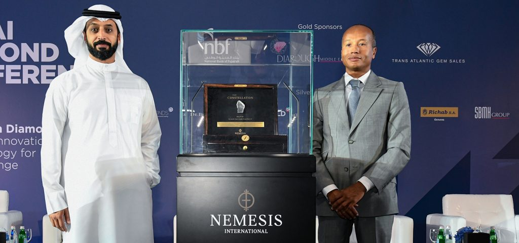 """Reveal of the world's largest """"D coloured"""" diamond ever certified by GIA"""