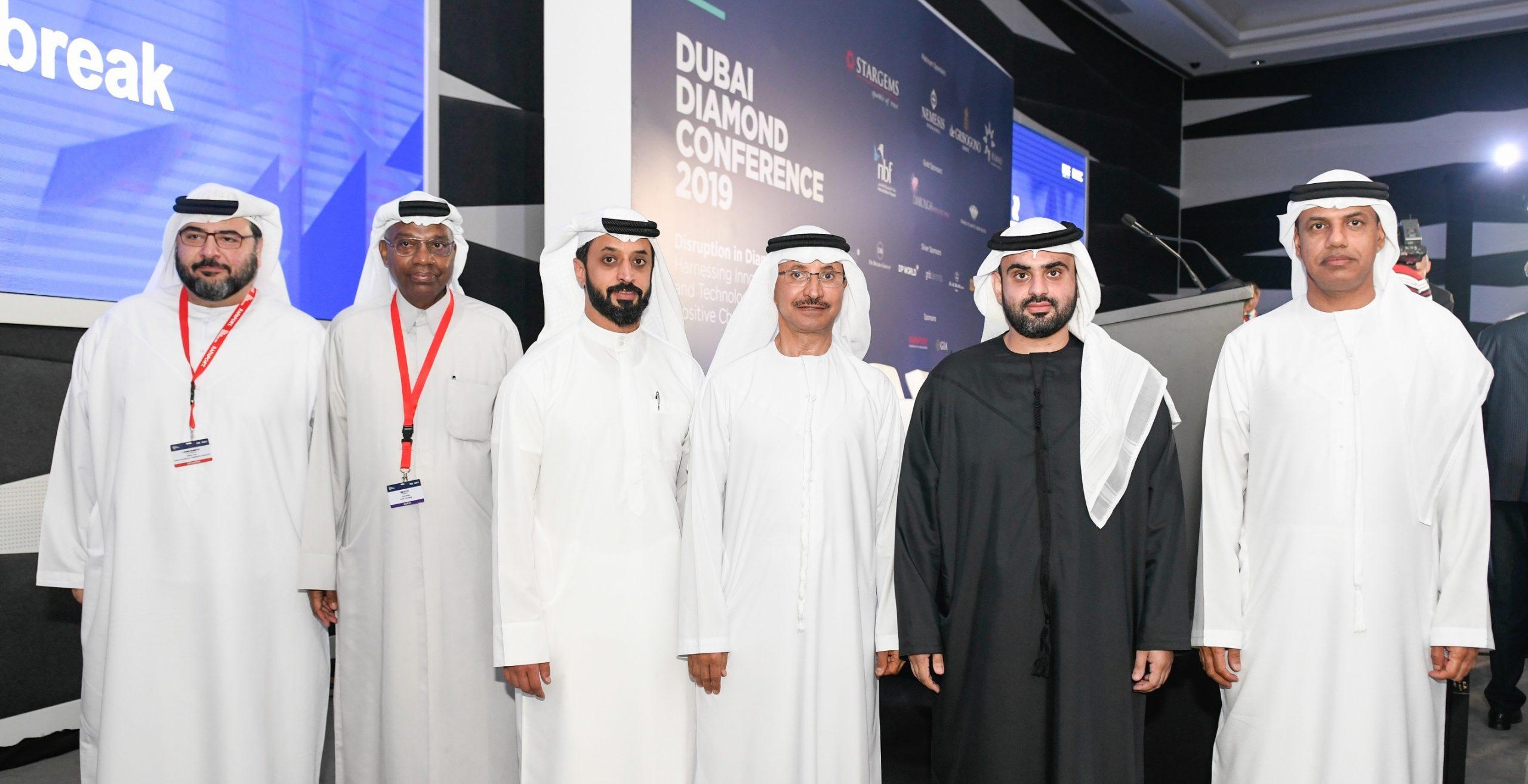 H.E. Ahmed Mahboob Musabih, Director General of Dubai Customs; · Sheikh Ahmed Bin Mana Al Maktoum; · H.E. Sultan Ahmed Bin Sulayem, Group Chairman and CEO, Ahmed Bin Sulayem, Atiq Juma Nasib,
