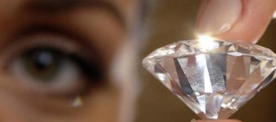 Why record high gold prices would be bad news for diamond