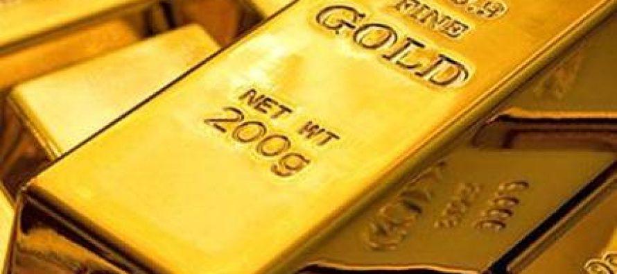 Under pressure, gold heads southward