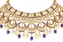 Aisshpra Gems & Jewels is back with Nazakat Collection to exemplify the grace of an Indian Bride