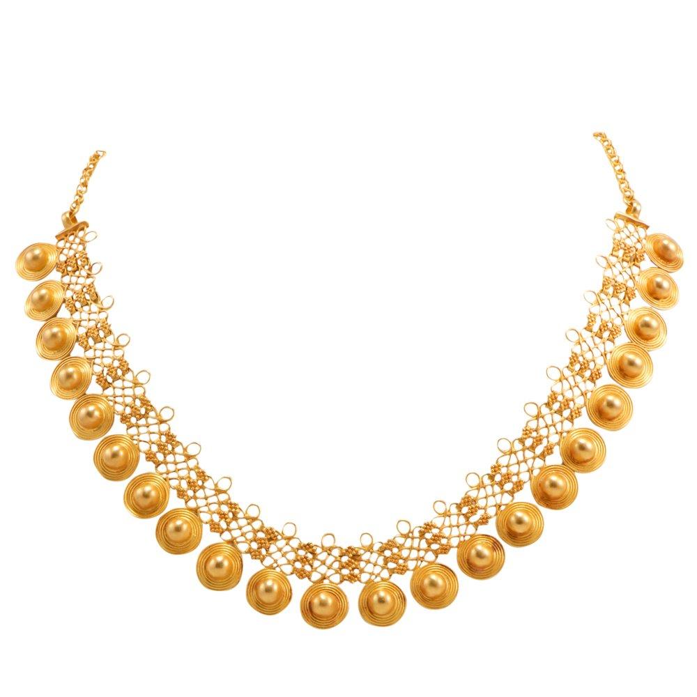 Joyalukkas 22k Gold Necklace for Women