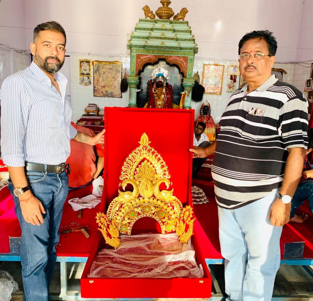 Khimji-crafts-Gold-Crown-for-Maa-Durga
