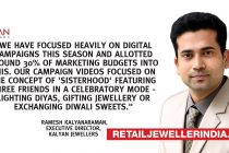 Kalyan Jewellers lights up digital media with Diwali  campaign