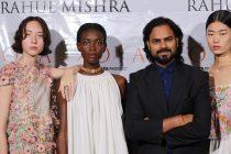 Zoya takes centre stage with Rahul Mishra at Paris Fashion Week