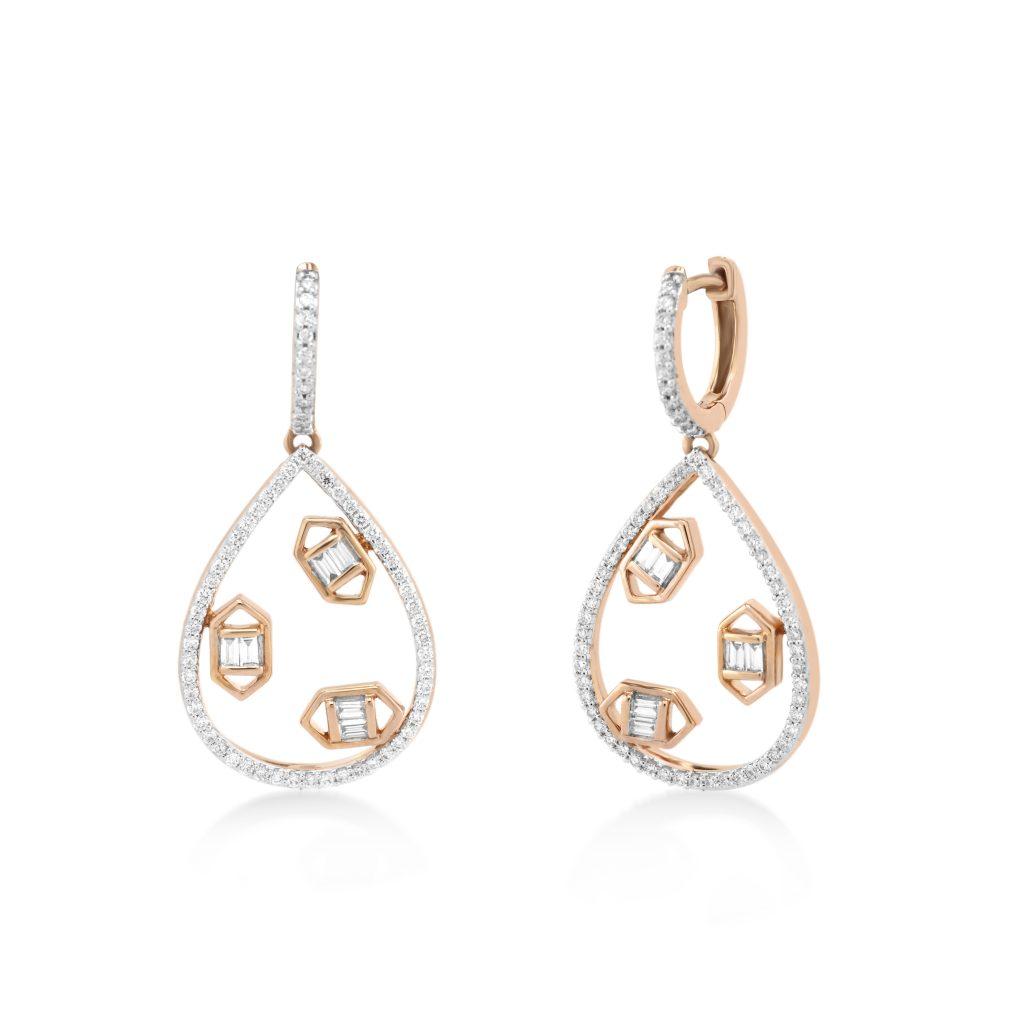 Regalia Trinity Earrings
