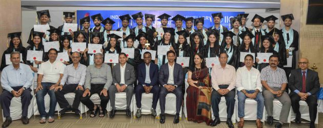 IIGJ Mumbai hosted 13TH Convocation Ceremony 2019
