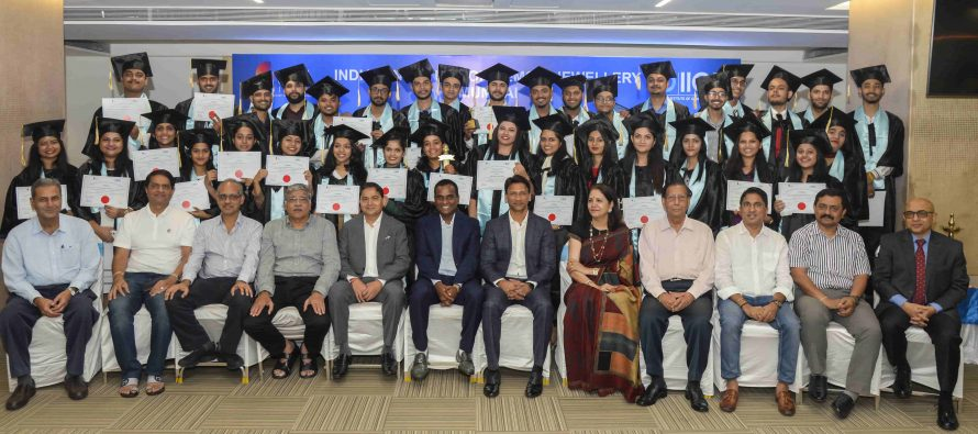 IIGJ Mumbai hosted 13TH Convocation Ceremony 2019