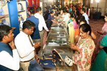 Vaibhav Visesha Jewellery Expo draws huge crowds in Visakhapatnam