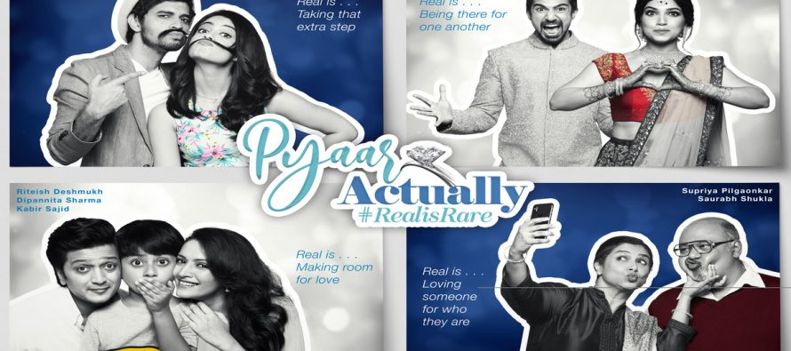 DPA Introduces 'Pyaar Actually' – a Web Series to Celebrate Relationships with Diamonds