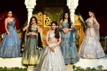 100 Women Glittering in Khurana Jewels At The Biggest Fashion Show of Punjab !