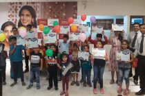 "Reliance Jewels celebrates Children's Day with ""Complimentary workshop- Best from Waste."""