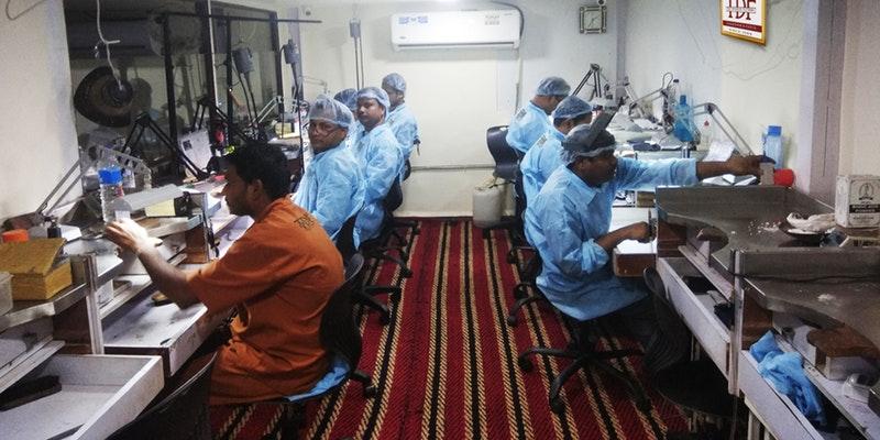 Inside the TDF factory