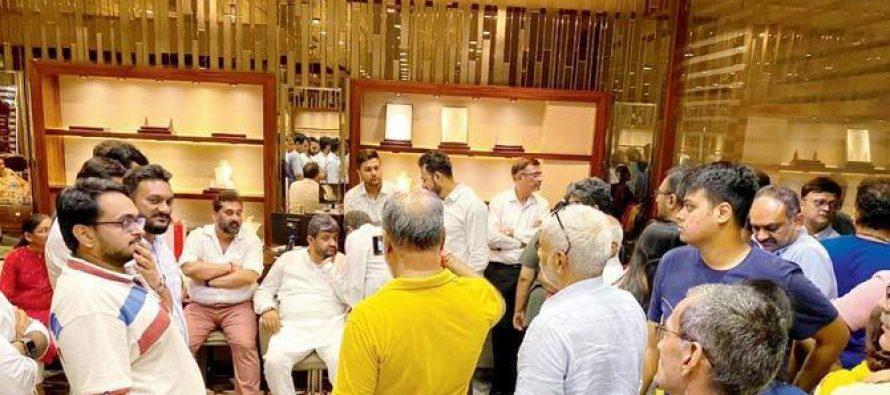 Mumbai: Jeweller in Ghatkopar faces Rs 300 crore crisis