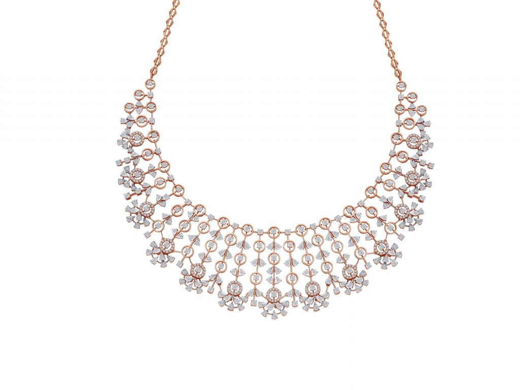 Necklace by Reliance Jewels Wedding Collection
