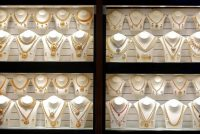 Jewellery exports dip 5.49% in Oct: GJEPC