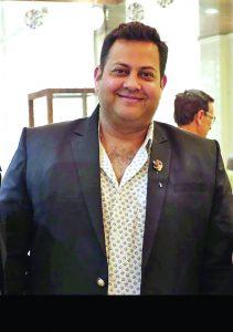 Gaurav Gaur, Director, Pandit jewellers, Bulandshahr