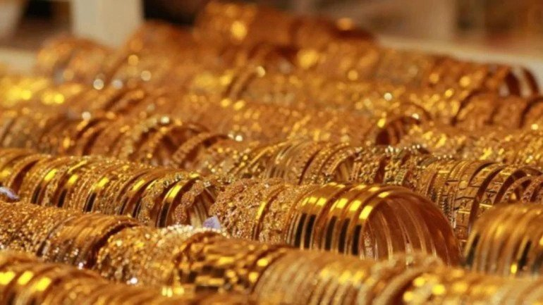 Gold may touch Rs 45,000 per 10 gram