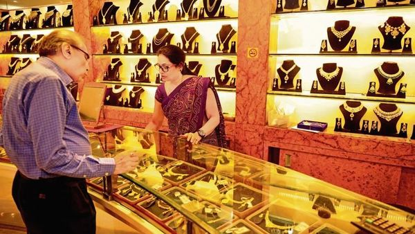 Hallmarking of gold jewellery