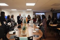 SGL conducts a Coffee and Diamonds at Pure Jewels, London