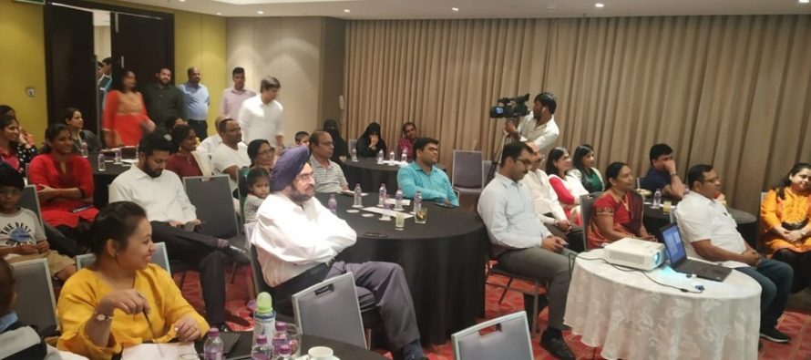 GIA India Shares '4Cs of Diamond Quality' with Consumers of Malabar Gold and Diamonds in Hyderabad