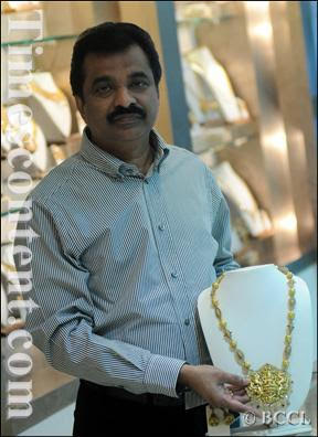 Princeson Jose, Chairman and MD, Prince Gold & Diamonds India Pvt Ltd, Chennai