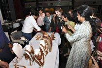 Indian cruise ship is first to host jewellery show on board