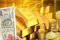 Gold trades flat on Monday after minor profit booking in opening session