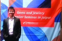 Alibaba.com identified the gems and jewellery export as a strong growth segment