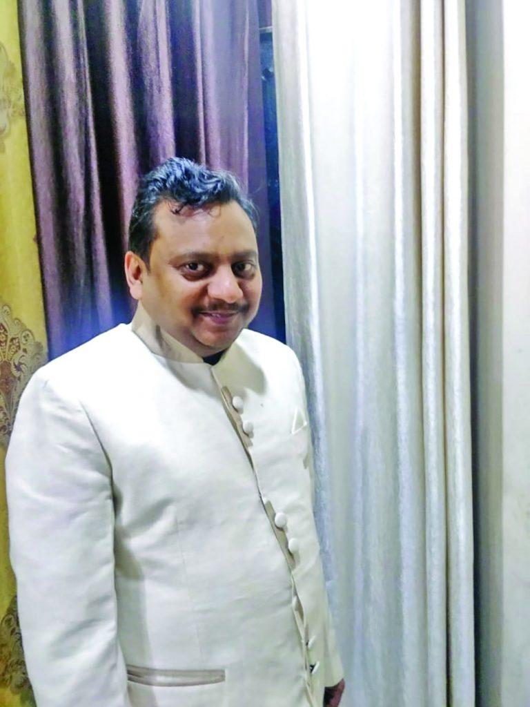Deepak Jain, proprietor, Sanmati Jewellers, Delhi