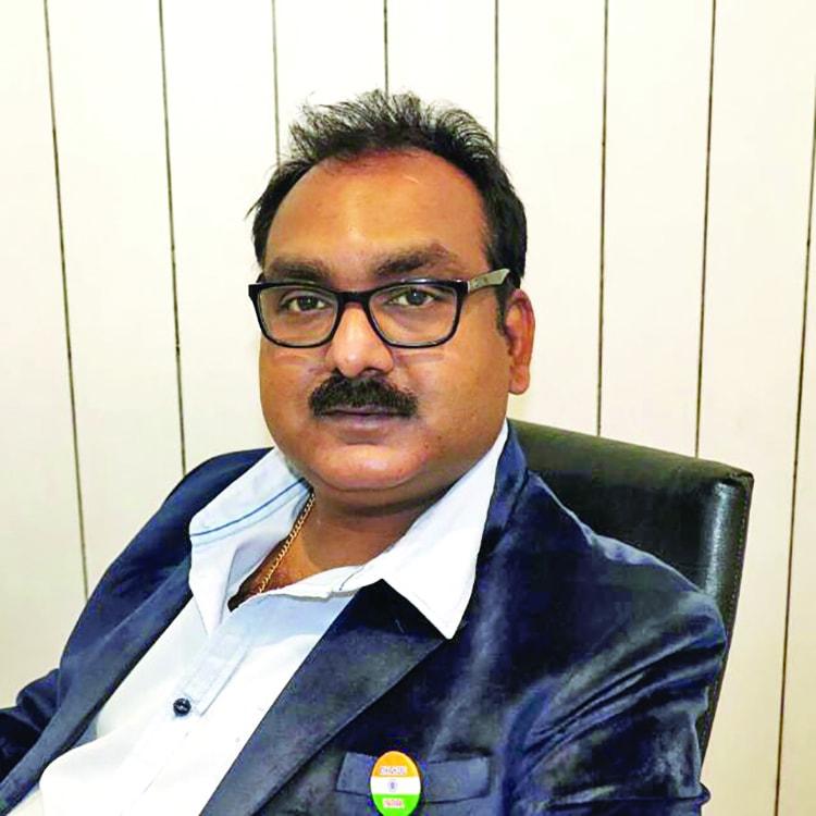 Rajesh Sahoo, Director, Jaihind and Sons Jewellers, Rourkela, Odisha
