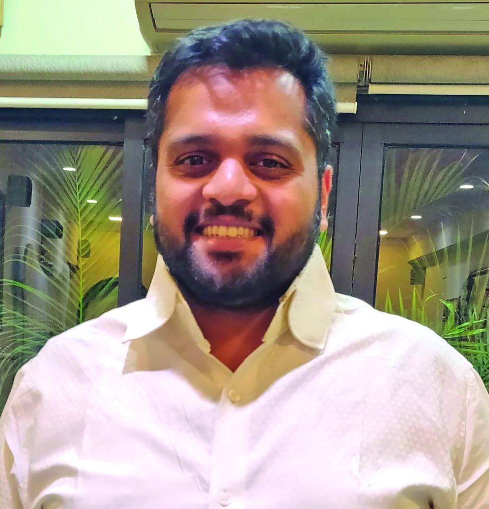 Rohan Patel, Partner, Evershine Jewel House, Kolkata