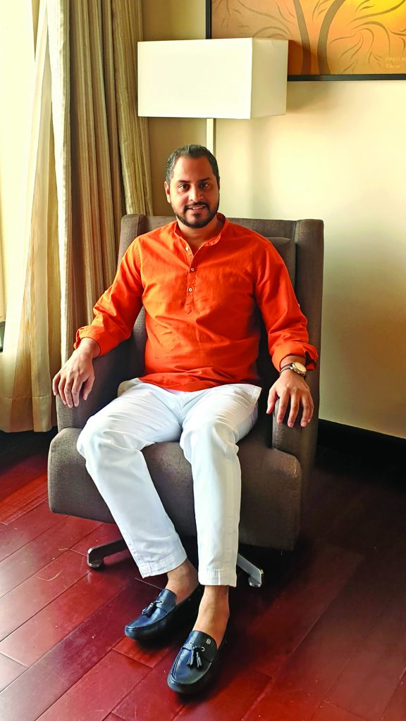 Sachin Jain, director, Vardhman Jewellers,