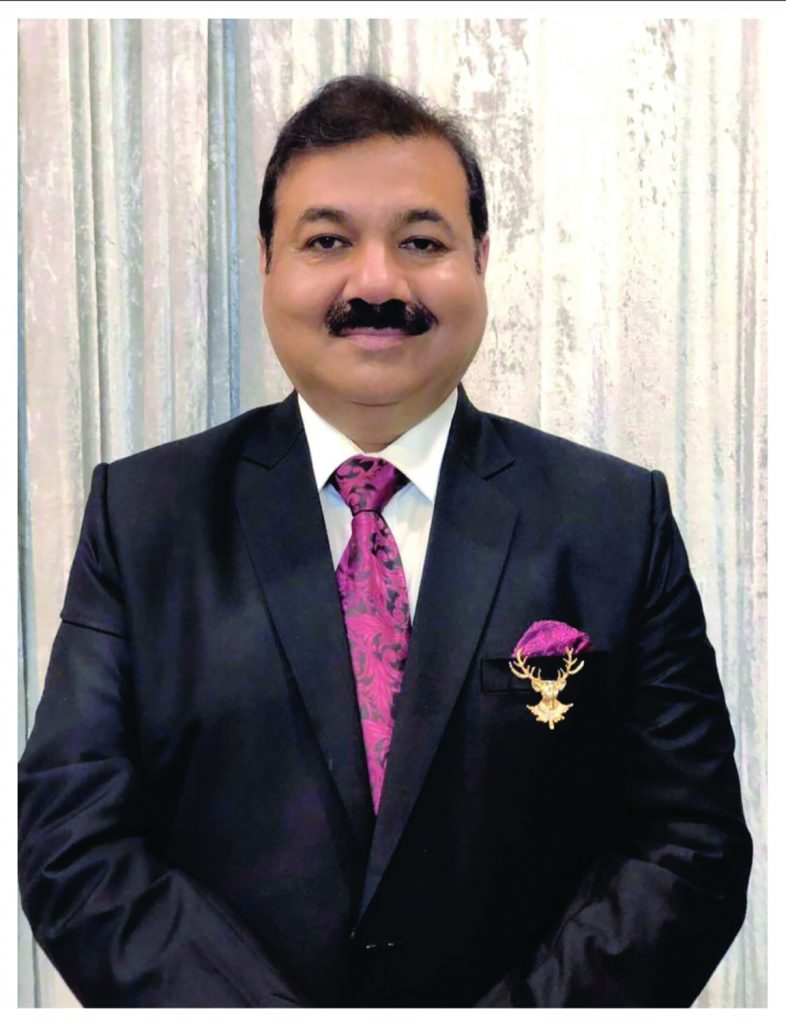 Shammi Sapra, Owner, Mahalaxmi Jewellers, Meerut