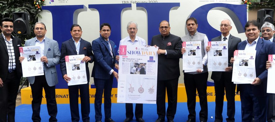 13th IIJS Signature Commences Buying Season with India's World-Class Jewellery Show